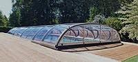 Zastřešení bazénů od firmy POPP řada LIVING menu