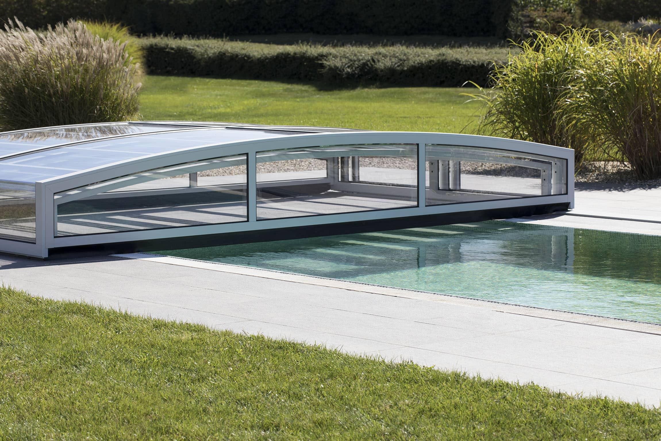 Zastřešení bazénu Living Selekt